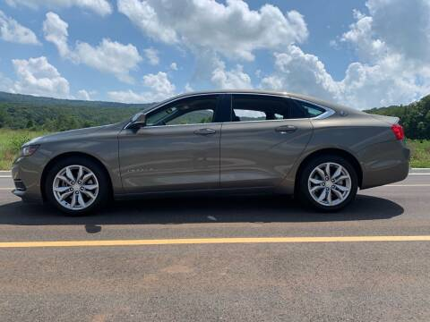 2017 Chevrolet Impala for sale at Tennessee Valley Wholesale Autos LLC in Huntsville AL