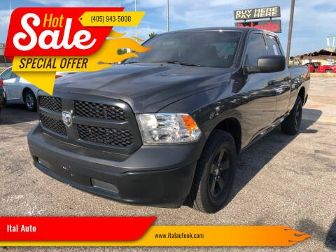 2019 RAM Ram Pickup 1500 Classic for sale at Ital Auto in Oklahoma City OK
