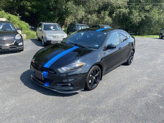 2013 Dodge Dart for sale at Ryan Brothers Auto Sales Inc in Pottsville PA