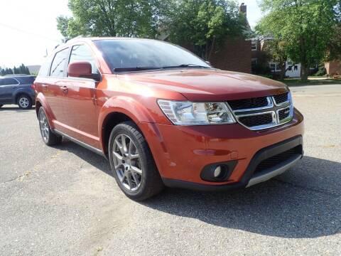 2014 Dodge Journey for sale at Marvel Automotive Inc. in Big Rapids MI