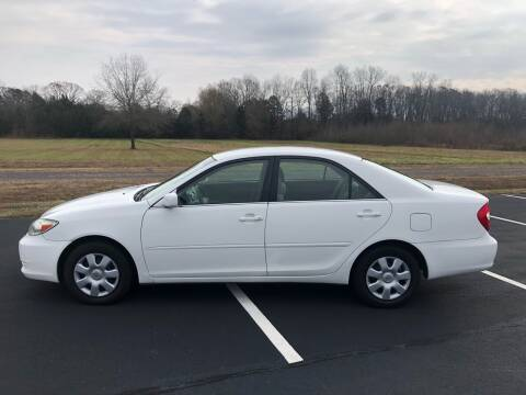 2003 Toyota Camry for sale at Douthit Automotive, LLC in Advance NC