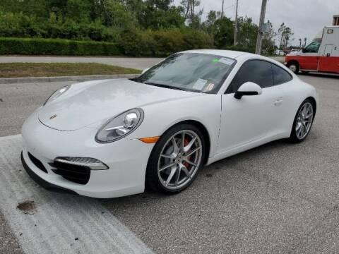 2013 Porsche 911 for sale at Classic Cars of Palm Beach in Jupiter FL