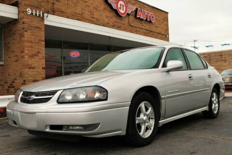 2004 Chevrolet Impala for sale at JT AUTO in Parma OH