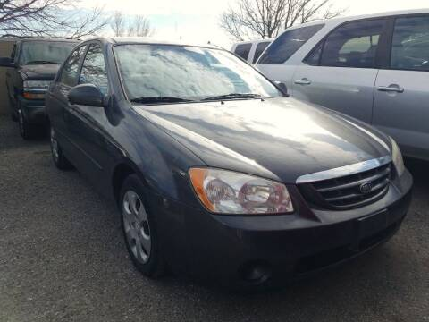 2006 Kia Spectra for sale at Buy Here Pay Here Lawton.com in Lawton OK