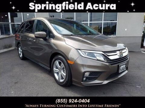 2020 Honda Odyssey for sale at SPRINGFIELD ACURA in Springfield NJ