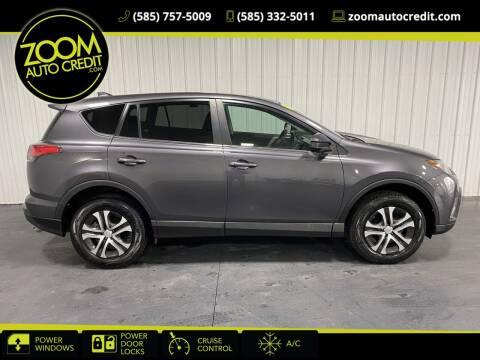 2017 Toyota RAV4 for sale at ZoomAutoCredit.com in Elba NY