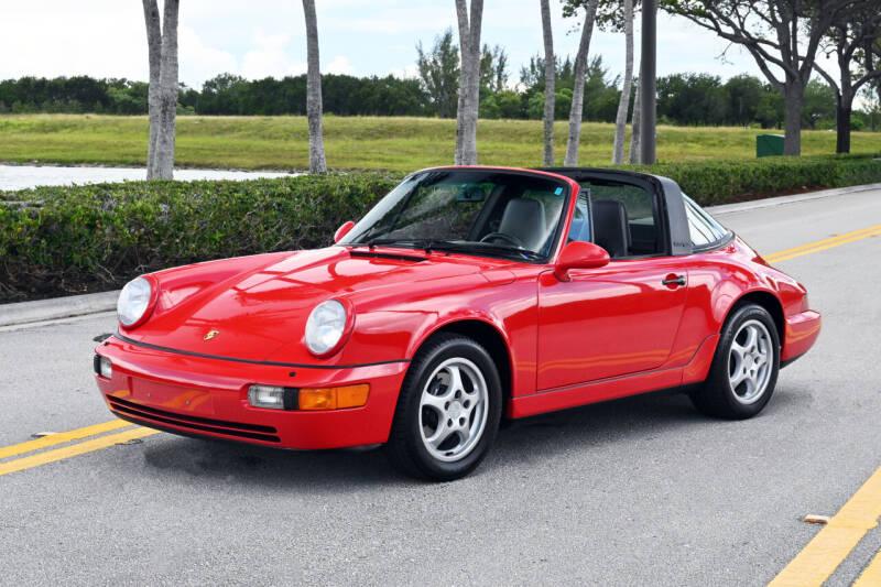 1992 Porsche 911 for sale in Miami, FL