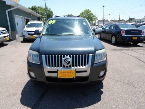 2009 Mercury Mariner for sale at Brothers Used Cars Inc in Sioux City IA