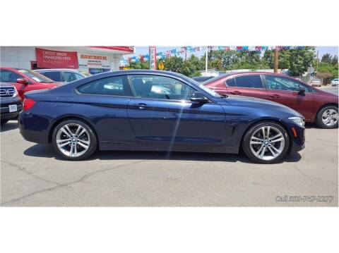 2014 BMW 4 Series for sale at Dealers Choice Inc in Farmersville CA