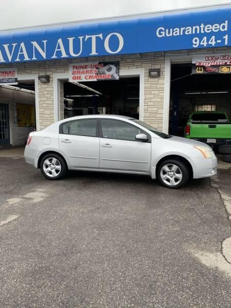2008 Nissan Sentra for sale at Caravan Auto in Cranston RI