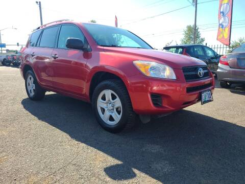 2012 Toyota RAV4 for sale at Universal Auto Sales in Salem OR