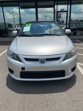 2012 Scion tC for sale at Greenville Motor Company in Greenville NC