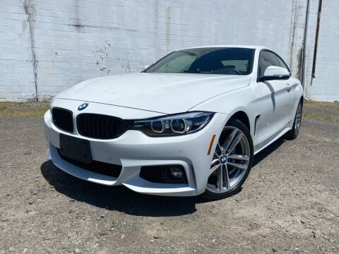 2019 BMW 4 Series for sale at JMAC IMPORT AND EXPORT STORAGE WAREHOUSE in Bloomfield NJ