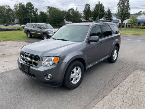 2011 Ford Escape for sale at Candlewood Valley Motors in New Milford CT