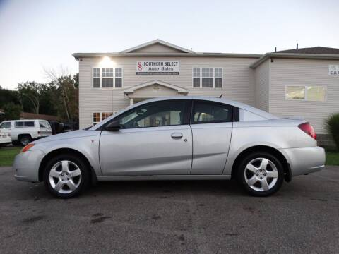 2006 Saturn Ion for sale at SOUTHERN SELECT AUTO SALES in Medina OH