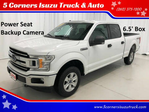 2018 Ford F-150 for sale at 5 Corners Isuzu Truck & Auto in Cedarburg WI