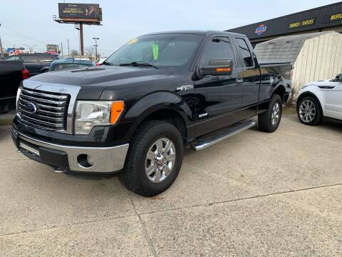 2012 Ford F-150 for sale at Cars To Go in Lafayette IN
