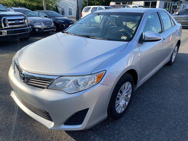 2012 Toyota Camry for sale in Dumfries, VA