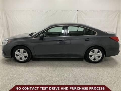 2018 Subaru Legacy for sale at Brothers Auto Sales in Sioux Falls SD