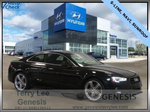 2013 Audi A5 for sale at Terry Lee Hyundai in Noblesville IN