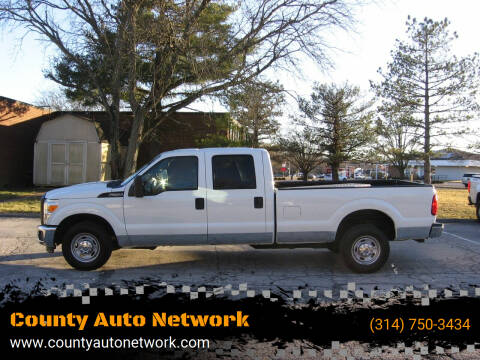 2011 Ford F-250 Super Duty for sale at County Auto Network in Ballwin MO
