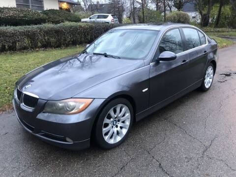 2006 BMW 3 Series for sale at Urban Motors llc. in Columbus OH