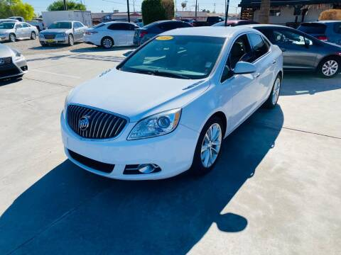2014 Buick Verano for sale at A AND A AUTO SALES in Gadsden AZ