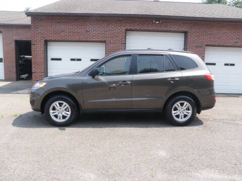 2012 Hyundai Santa Fe for sale at Wolcott Auto Exchange in Wolcott CT