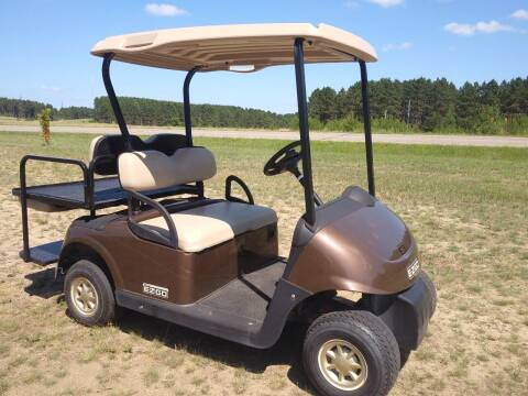 2013 E-Z-GO RXV for sale at Elk Creek Motors LLC in Park Rapids MN