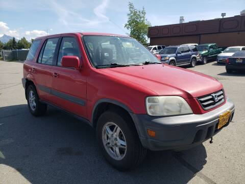 2000 Honda CR-V for sale at Freedom Auto Sales in Anchorage AK