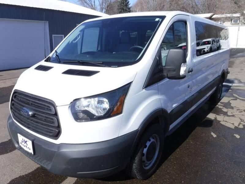 2016 Ford Transit Passenger for sale at J & K Auto - J and K in Saint Bonifacius MN