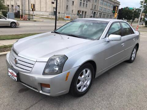 2007 Cadillac CTS for sale at Your Car Source in Kenosha WI