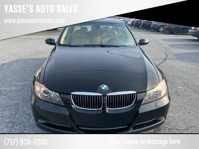 2006 BMW 3 Series for sale at YASSE'S AUTO SALES in Steelton PA