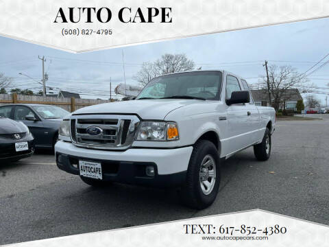 2007 Ford Ranger for sale at Auto Cape in Hyannis MA