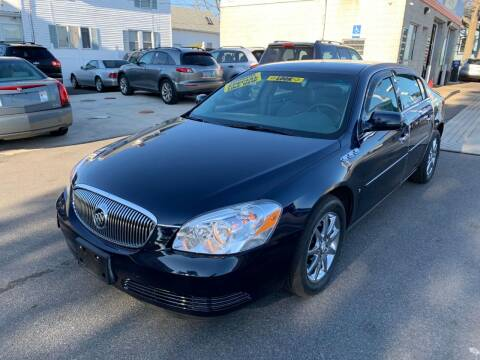 2007 Buick Lucerne for sale at Quincy Shore Automotive in Quincy MA
