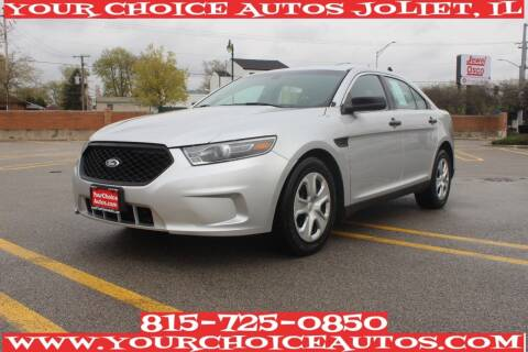 2015 Ford Taurus for sale at Your Choice Autos - Joliet in Joliet IL