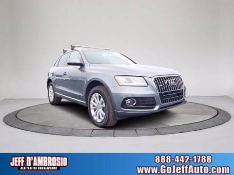 2017 Audi Q5 for sale at Jeff D'Ambrosio Auto Group in Downingtown PA