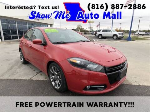 2014 Dodge Dart for sale at Show Me Auto Mall in Harrisonville MO