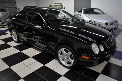 2001 Mercedes-Benz CLK for sale at Podium Auto Sales Inc in Pompano Beach FL