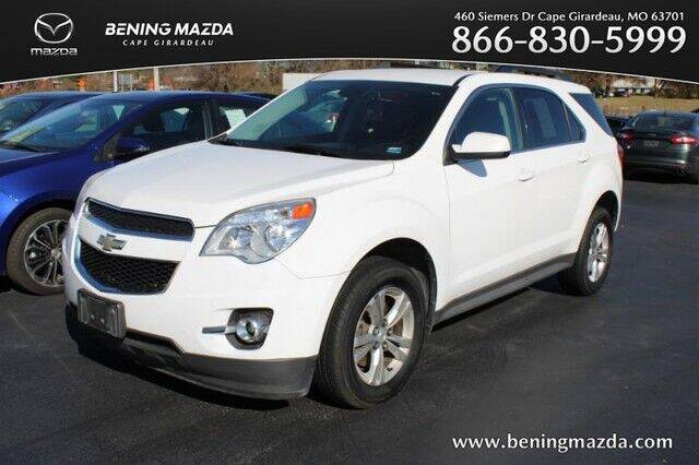 2012 Chevrolet Equinox for sale at Bening Mazda in Cape Girardeau MO