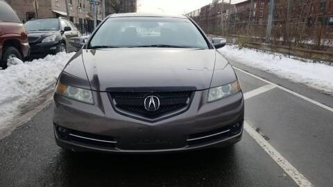 2008 Acura TL for sale at Gallery Auto Sales in Bronx NY