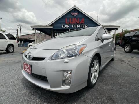 2010 Toyota Prius for sale at LUNA CAR CENTER in San Antonio TX