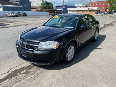 2010 Dodge Avenger for sale at Midtown Autoworld LLC in Herkimer NY