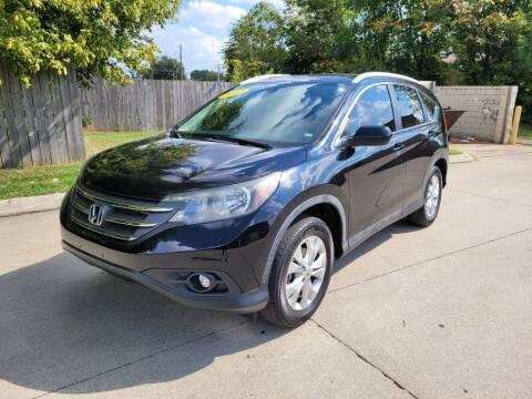 2012 Honda CR-V for sale at Harold Cummings Auto Sales in Henderson KY