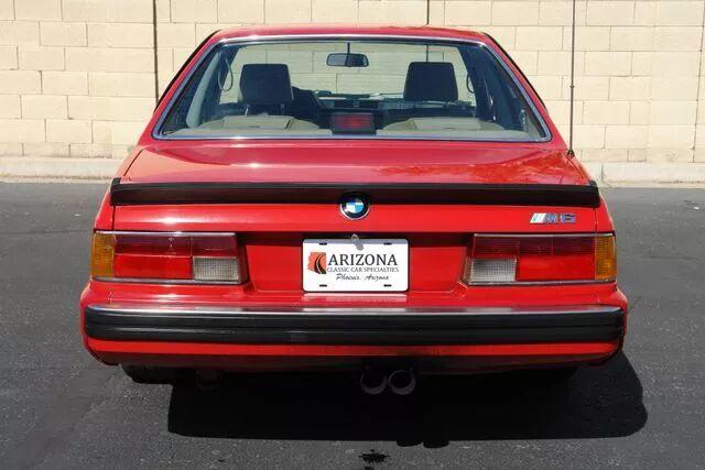 1988 BMW M6 15