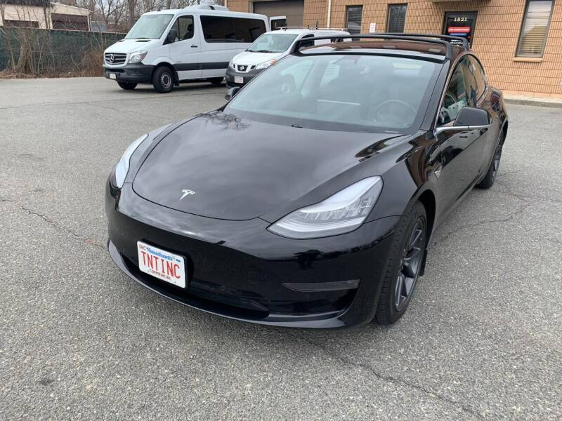 2018 Tesla Model 3 for sale at CAR CONNECTIONS in Somerset MA
