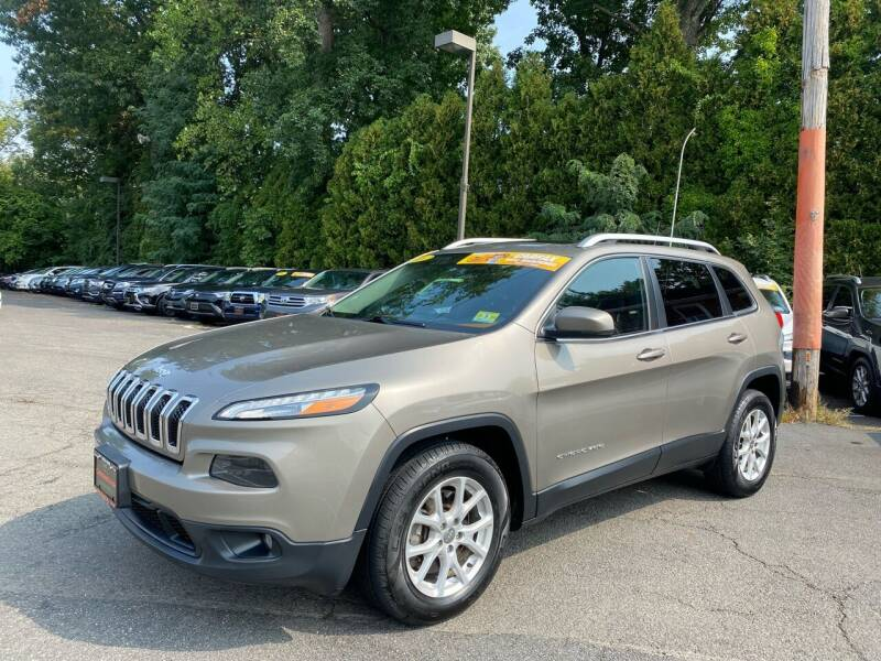 2016 Jeep Cherokee for sale at Bloomingdale Auto Group in Bloomingdale NJ