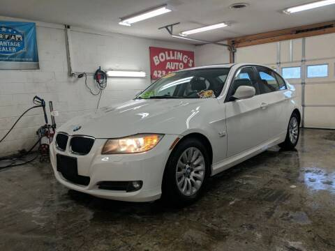 2009 BMW 3 Series for sale at BOLLING'S AUTO in Bristol TN