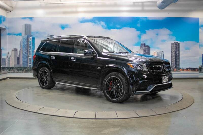 2017 Mercedes-Benz GLS for sale in Lake Bluff, IL