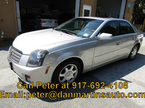 2004 Cadillac CTS for sale at Dan Martin's Auto Depot LTD in Yonkers NY